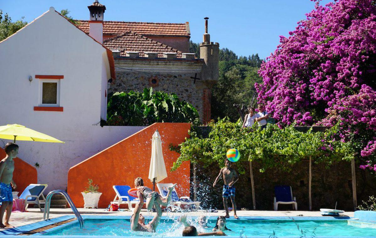 Quintaalgarve pool
